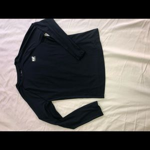Long sleeve Abercrombie and Fitch shirt